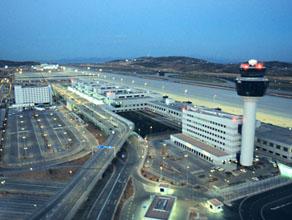 Διεθνής Αερολιμένας Αθηνών Ελ. Βενιζέλος